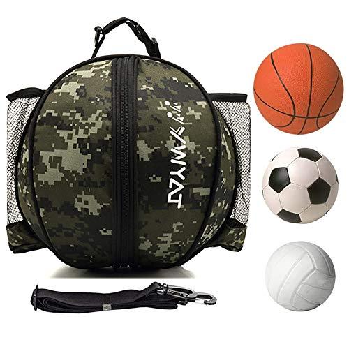 Bolsa de Baloncesto Portátil para Baloncesto Fútbol - Bolsa de