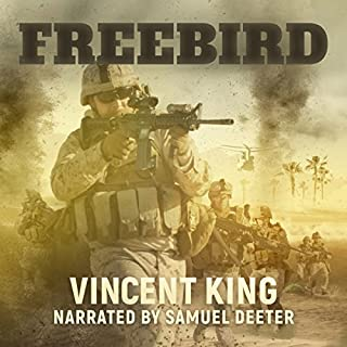 Freebird audiobook cover art