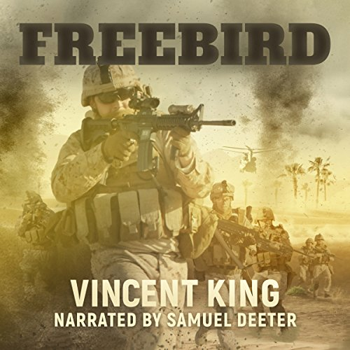 Freebird audiobook cover art