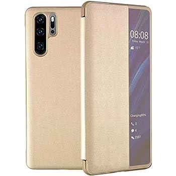 Caler Case Compatible Huawei P30 Lite Smart Case View Elektronik