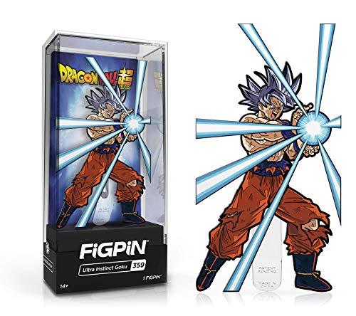 Dragon Ball: Super Ultra Instinct Goku #359 FiGPiN Pin Esmalte