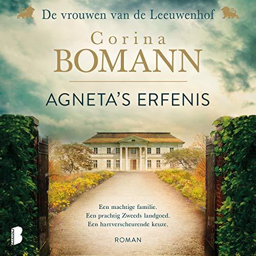Agneta's erfenis cover art