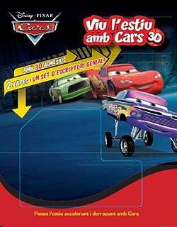 Viu l'estiu amb Cars. 3D: Amb 30 adhesius, 2 xapes i un set d´escriptori genial! (Disney)