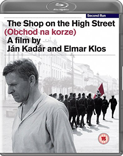 The Shop on the High Street (Obchod na korze) [Blu-ray]