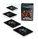 Games Workshop Warhammer 40,000: Datacards: Chaos Space Marines 2