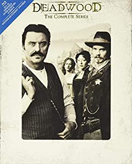 Deadwood: Complete Series [Reino Unido] [Blu-ray] (B00G575PM0) | Amazon price tracker / tracking, Amazon price history charts, Amazon price watches, Amazon price drop alerts