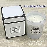 3 x 50 g Aromatherapie Schlafzimmer Schlafkerze romantische kreative selbstgemachte Duftkerze...