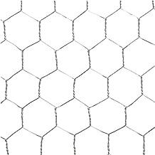 Enrejado triple torsion galvanizado 10mt 51 X 0,9 mm x 1 m
