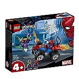 LEGO 76133 Super Heroes Persecución en Coche de Spider-Man (Descontinuado por Fabricante)