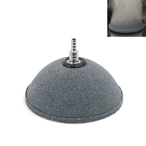Pawfly 4 Inch Air Stone Bubble ASR100 Mineral Ball Shaped Airstones Diffuser for Aquarium Fish Tank...