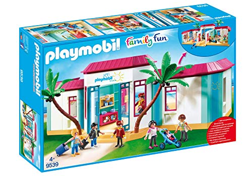 Playmobil 9539 - Ferienhotel Family Fun