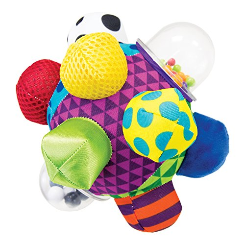 Sassy Developmental Bumpy Ball | Easy to...