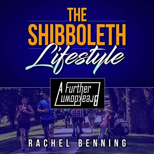 『The Shibboleth Lifestyle』のカバーアート