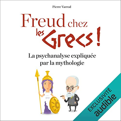 Couverture de Freud chez les grecs