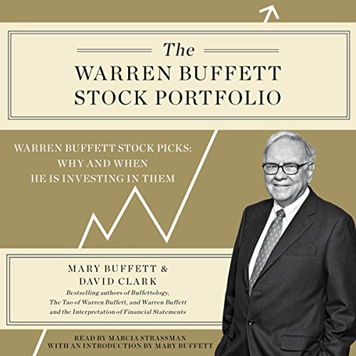 The Warren Buffett Stock Portfolio audiobook cover art