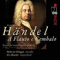 Handel: A Flauto e Cembalo