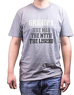 c9260dac8605 365 Printing Grandpa Man Myth Legend Grandpa Gifts for Christmas and  Birthday