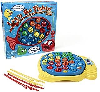 Pressman PRE005506 Lets Go Fishin