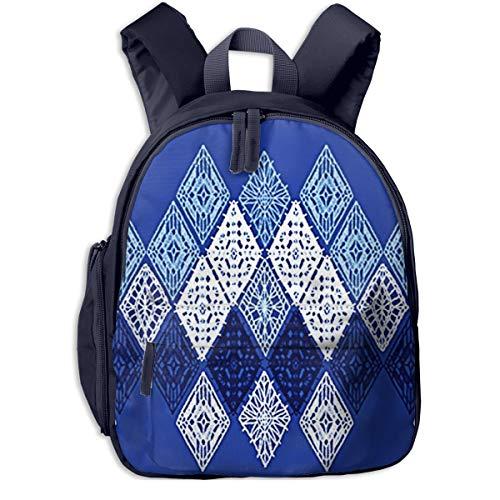Kinderrucksack Kleinkind Jungen Mädchen Kindergartentasche Häkeln Sie Mesh Stricken Backpack Schultasche Rucksack