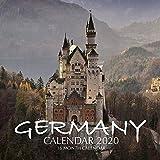 Germany Calendar 2020: 16 Month Calendar