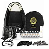 STAR BUY!!Latest Spray Tanning Kit! TS20 Machine, Black Tent, 7 Bottles of Our