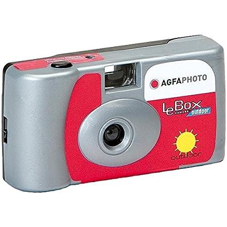 Agfaphoto Lebox 400 27 Outdoor Einwegkamera Kamera