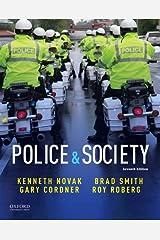 Police & Society Paperback