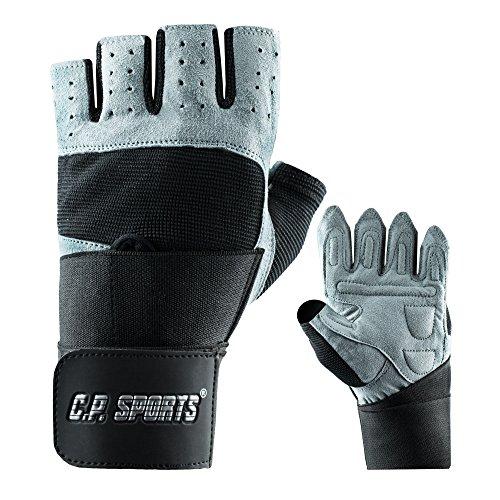 Bandagen-Handschuh Klassik F8 Gr.S - Fitnesshandschuhe Handgelenk Bandage, Top Krafttraining & Bodybuilding Glove CP Sports