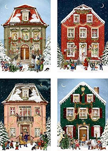 Mini-Adventskalender - Still erleuchtet jedes Haus