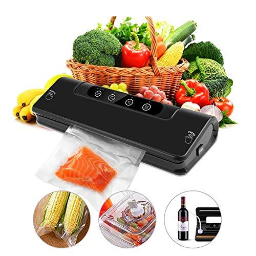 Why Should You Buy Multi-functional Vacuum Sealer Machine Manual Sealing Food Saver For Wine, Meat, ...