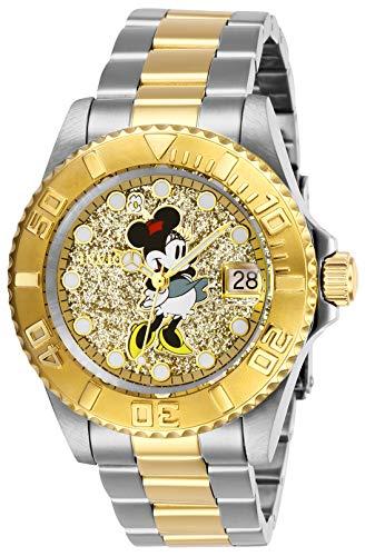 Invicta 27385 Disney Limited Edition Minnie Mouse Orologio da Donna acciaio...