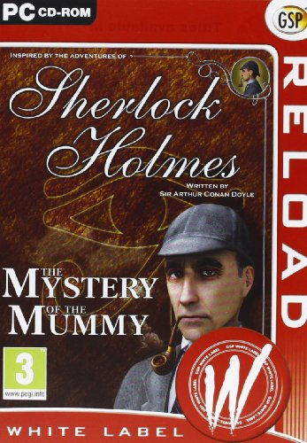 Sherlock Holmes The Mystery of The Mummy [video game]