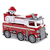Paw Patrol Value Basic Vehicle - Marshall, Action Figure, Toys for 3+