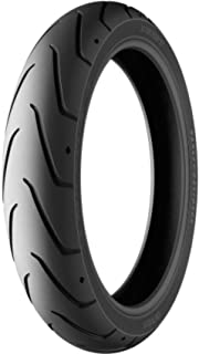 Michelin Scorcher 11 Harley-Davidson Front Motorcycle Tire 120/70ZR-19 (60W) - Fits: Aprilia Caponord 1200 Rally ABS 2016-2018