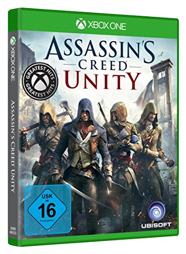 Assassin's Creed Unity Greatest Hits Edition (Xbox One)