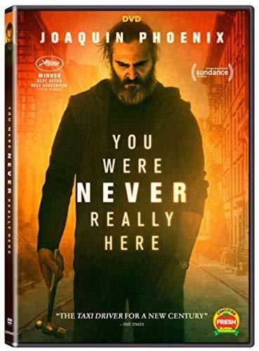 YOU WERE NEVER REALLY HERE - YOU WERE NEVER REALLY HERE (1 DVD)