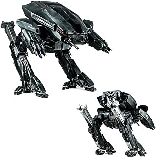 Robocop Threezero 2014 ED-209 16-Inch Light-Up Action Figure