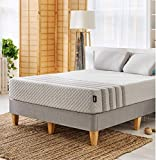 Leesa Luxury Hybrid 11' Box Mattress, King, White & Gray