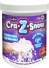 Cra-Z-Art Snow 3.5 oz Jar