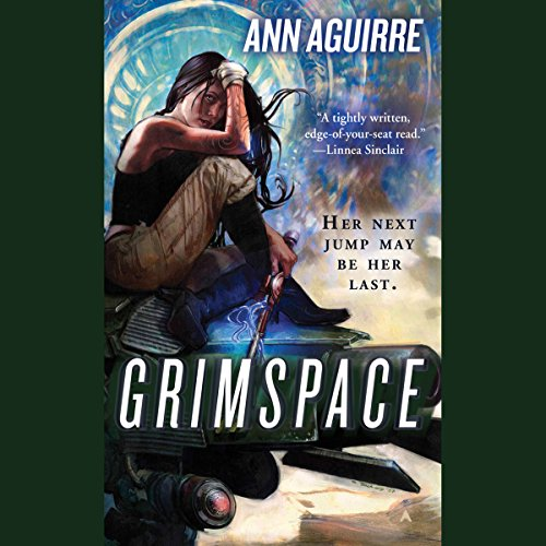 Grimspace audiobook cover art