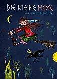 Die kleine Hexe: Zauberhafter Kinderbuch-Klassiker in 4-fach kolorierter Ausgabe, Vorlesebuch für Kinder ab 6 Jahren, ideal auch als Geschenk