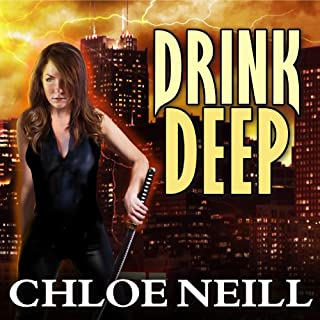 Drink Deep audiobook cover art