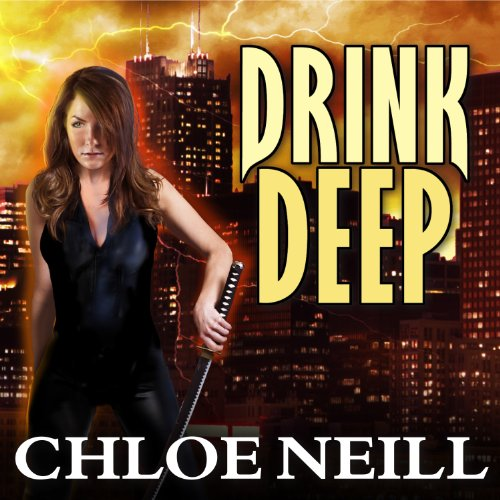 Drink Deep audiobook cover art