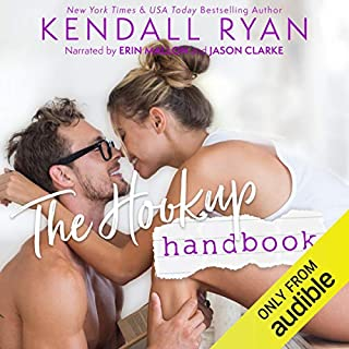 The Hookup Handbook audiobook cover art
