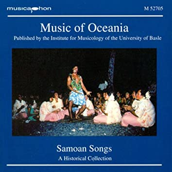 Samoan Songs (A Historical Collection)