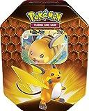 Pokemon- Pokébox-Boîte Métal Destinées Occultes, POB35 -  Modèle aléatoire - 1 Unité