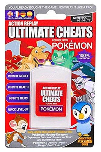 Datel Action Replay Pokemon Trucs e Suggerimenti Console Compatibile con Nintendo 3DS