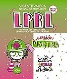 LPRL Versión Martina: Ley 31/1995, de 8 de noviembre, de Prevención de Riesgos Laborales