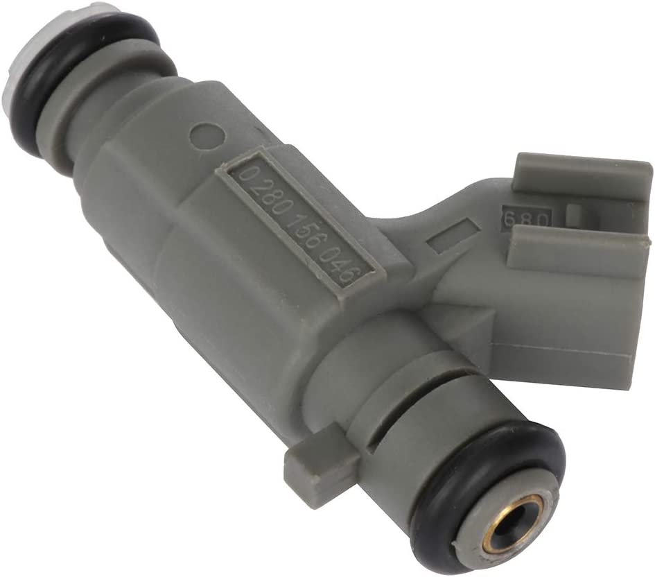 Fuel Injectors Set TUPARTS 4 fit pcs Parts Holes 送料無料新品 店舗 Injector