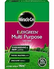 Miracle-Gro EverGreen Multi-purpose Grass Seed 420g - 14m2